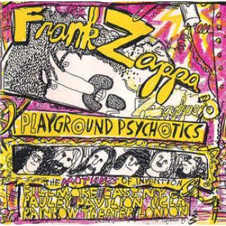 Frank Zappa & Playground Psychotics