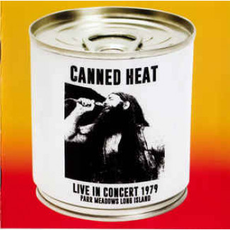 Live In Concert 1979 (Parr Meadows Long Island)