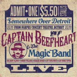 Somewhere Over Detroit: Live At Harpo's Concert Theatre December 11, 1980