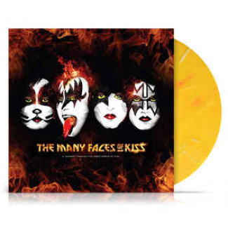 The Many Faces Of KISS: A Journey Through The Inner World Of KISS