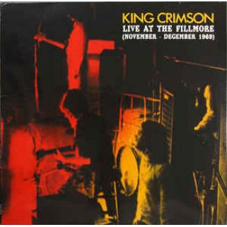 Live At The Fillmore (November - December 1969)