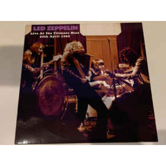 Live at the Fillmore West 24th April 1969