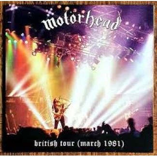 British Tour (March 1981)