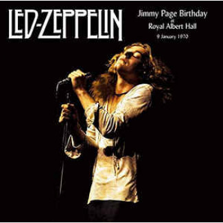 Jimmy Page Birthday At The Royal Albert Hall 9 January 1970