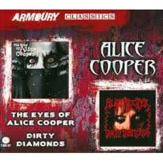 The Eyes Of Alice Cooper / Dirty Diamonds